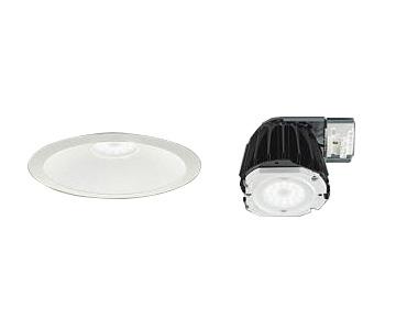 【大光】LZD-92842XW+LZA-92843LEDダウンライト反射板枠+LEDライトユニット 埋込穴φ150昼白色 5000K FHT32W×2灯相当 DAIKO【返品種別B】