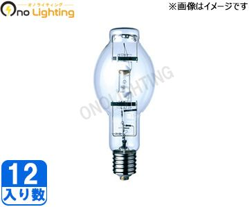 【岩崎】(12個セット)M250LSH/U[M250LSHU]FECマルチハイエースH250W 透明形 U形5波長域白色光【返品種別B】