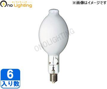 【岩崎】(6個セット)BHF220V750W アイ セルフバラスト水銀ランプ750W 蛍光形【返品種別A】