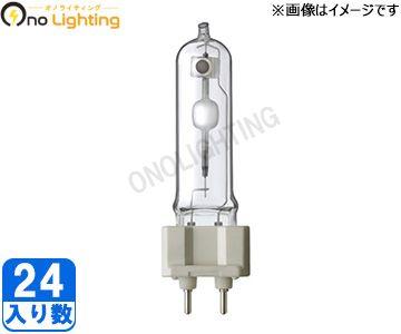 【岩崎】(24個セット)MT35CE-W/G12[MT35CEWG12]セラルクスT G12口金形 白色透明形 35W(電子安定器専用)【返品種別B】