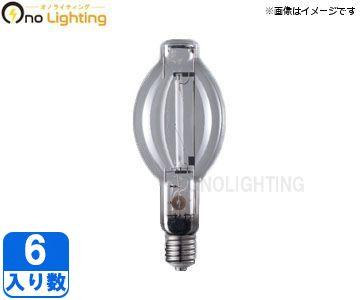 【パナソニック】(6個セット)NH220L/N[NH220LN]ハイゴールド(効率本位形) 一般形透明形 水銀灯安定器点灯形(始動器内蔵形)【返品種別B】