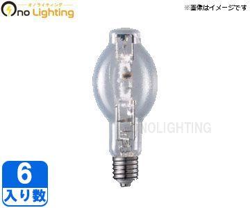【パナソニック】(6個セット)M250L/BDSC-P/N[M250LBDSCPN]マルチハロゲン灯 SC形 上向点灯形透明形 (水銀灯安定器点灯形)スポーツ施設・工場などの高天井照明学校グラウンドなどの投光照明【返品種別B】