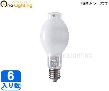 【パナソニック】(6個セット)MF400L/VHSC/N[MF400LVHSCN]マルチハロゲン灯(SC形)Lタイプ・水銀灯安定器点灯形 点灯方向自由形【返品種別B】