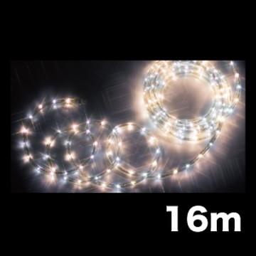 PR-E340-16WL [ PRE34016WL ]【ジェフコム】ソフトネオン(PRシリーズ)LEDソフトネオン 長さ16m 白電球色【返品種別B】