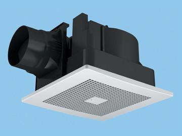 FY-32CR7V [ FY32CR7V ]【パナソニック】天井埋込み型換気扇 樹脂製本体 低騒音形人感センサー ルーバーセットタイプ【返品種別B】