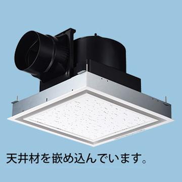 XFY-27J8/26 [ XFY27J8/26 ]【パナソニック】天井埋込み型換気扇 樹脂製本体 低騒音形【返品種別B】