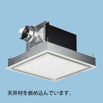 XFY-24BG7V/26 [ XFY24BG7V/26 ]【パナソニック】天井埋込み型換気扇 鋼板製本体 低騒音形特大風量形【返品種別B】