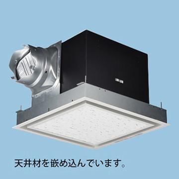 XFY-32BKA7/26 [ XFY32BKA7/26 ]【パナソニック】天井埋込み型換気扇 鋼板製本体 低騒音形大風量形 風量切替機能内蔵形【返品種別B】