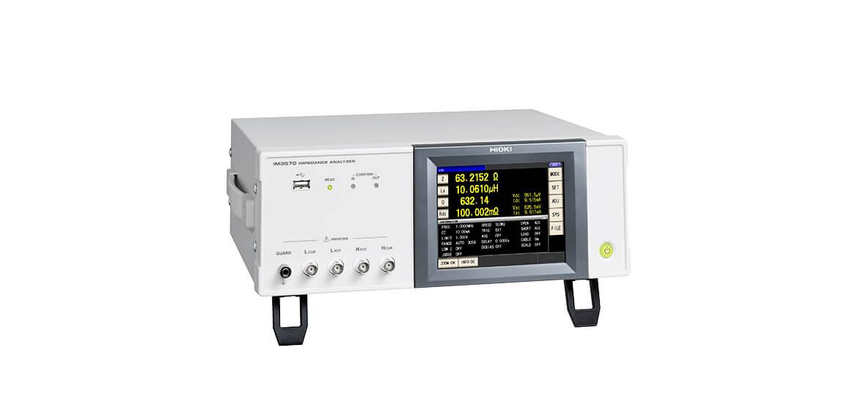 【法人限定】IM3570 日置電機(HIOKI) LCRメーター・抵抗計 インピーダンスアナライザ
