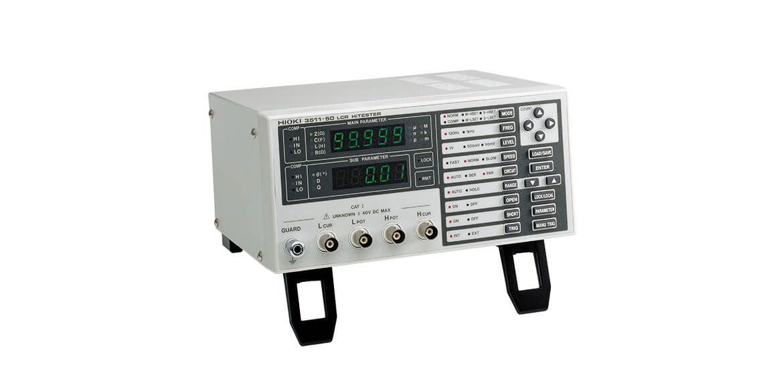 【法人限定】3511-50 (351150) 日置電機(HIOKI) LCRメーター・抵抗計 LCRハイテスタ