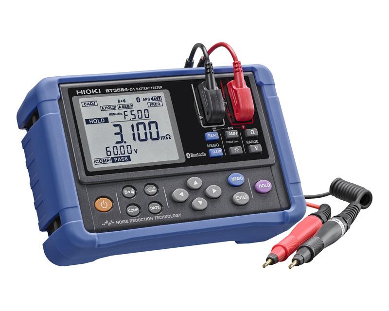 【法人限定】BT3554-01 (BT355401) 日置電機(HIOKI) LCRメーター・抵抗計 バッテリーテスター