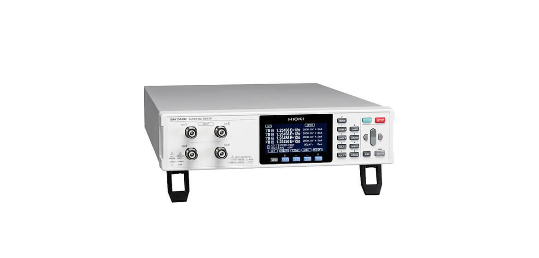 【法人限定】SM7420 日置電機(HIOKI) LCRメーター・抵抗計 超絶縁計