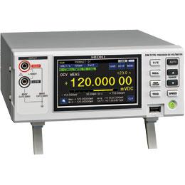 【法人限定】DM7276-02 (DM727602) 日置電機(HIOKI) 高確度 デジタルマルチメータ 直流電圧計