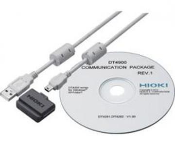 【法人限定】DT4900-01 (DT490001) 日置電機(HIOKI) 温度測定 通信パッケージ(USB)