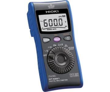 【法人限定】DT4221 日置電機(HIOKI) デジタルマルチメーター