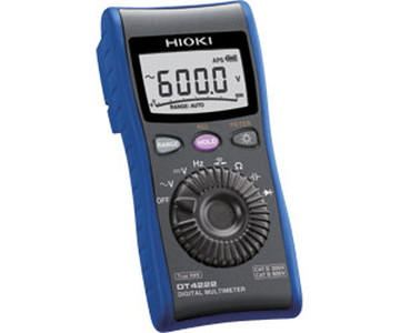 【法人限定】DT4222 日置電機(HIOKI) デジタルマルチメーター