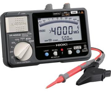 【法人限定】IR4052-10 (IR405210) 日置電機(HIOKI) 絶縁抵抗計