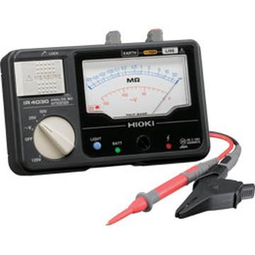 【法人限定】IR4030-10 (IR403010) 日置電機(HIOKI) アナログオーム ハイテスタIR4000シリーズ