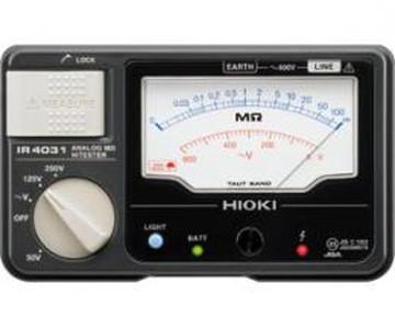 【法人限定】IR4031-10 (IR403110) 日置電機(HIOKI) アナログオーム ハイテスタIR4000シリーズ