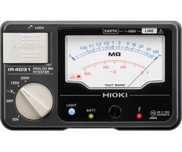 【法人限定】IR4031-11 (IR403111) 日置電機(HIOKI) アナログオーム ハイテスタIR4000シリーズ