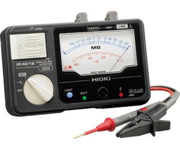 【法人限定】IR4012-10 (IR401210) 日置電機(HIOKI) アナログオーム ハイテスタIR4000シリーズ