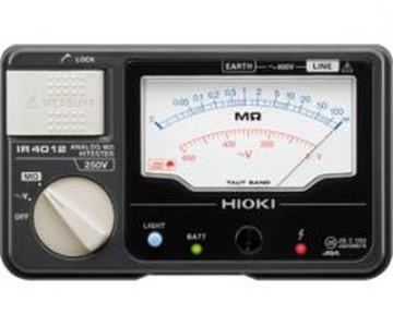 【法人限定】IR4012-11 (IR401211) 日置電機(HIOKI) アナログオーム ハイテスタIR4000シリーズ