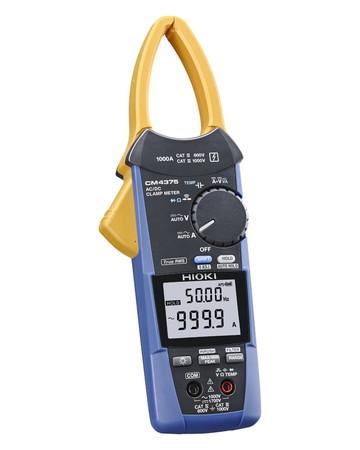 【法人限定】CM4375 日置電機(HIOKI) クランプ電流計 AC/DCクランプメータ