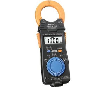 【法人限定】3288-20 (328820) 日置電機(HIOKI) クランプ電流計 クランプオンAC/DCハイテスタ