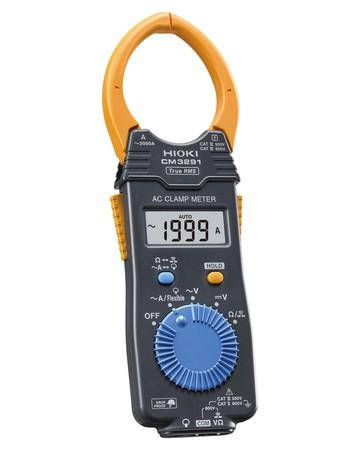 【法人限定】CM3291 日置電機(HIOKI) クランプ電流計 ACクランプメータ