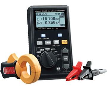 【法人限定】3355-00 (335500) 日置電機(HIOKI) 絶縁抵抗・リーク電流測定 lorリークハイテスタ