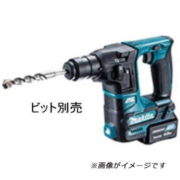 HR166DZK【マキタ】充電式ハンマドリル (SDSプラスシャンク)ケース付 電池・充電器別売 青【返品種別B】