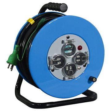 【法人限定】XW-EB33-S [ XWEB33S ]【日動工業】防雨型ドラム 防雨型フラットドラムセンサー付30m【返品種別B】