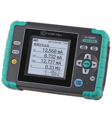 KEW5050【共立電気計器】lor漏電監視ロガー キューロガーキャリングバック付【返品種別B】