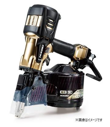 【法人限定】NV 90HR2(S) [ NV90HR2S ]【HiKOKI】(日立工機) エアー工具・パーツ電動釘打機【返品種別B】