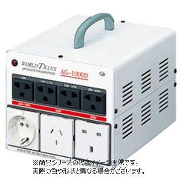 【法人限定】AG-1000N [ AG1000N ]【日動工業】海外製品対応トランス【返品種別B】
