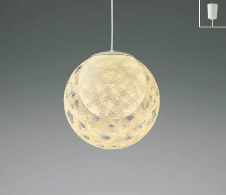 AP47454L【コイズミ照明】LEDペンダント 電球色【返品種別B】