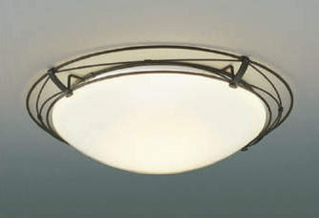 AH43173L【コイズミ照明】小型LEDシーリングライト LED(電球色)【返品種別B】