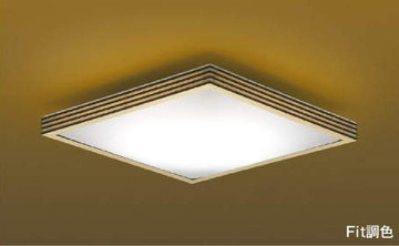 AH48739L【コイズミ照明】和風LEDシーリングライト [適応畳数] 6畳【返品種別B】