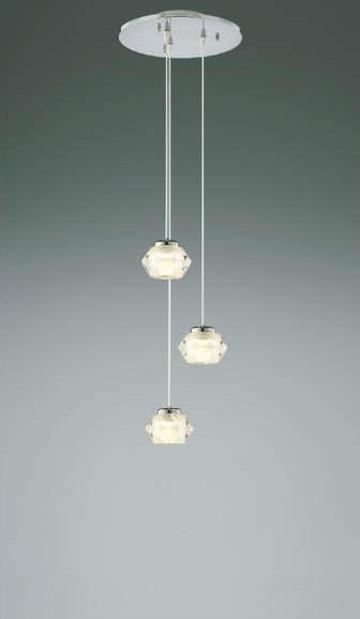AP40121L【コイズミ照明】吹抜LEDシャンデリア [適応畳数] 4.5畳【返品種別B】
