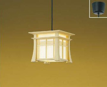 AP43036L【コイズミ照明】和風ペンダント LED(電球色)40W相当:電球40形相当(E26)【返品種別B】