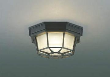 AU45051L【コイズミ照明】防雨型LEDシーリングライト LED(電球色)【返品種別B】