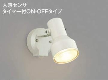 AU45238L【コイズミ照明】エクステリアスポットライト LED(電球色)【返品種別B】