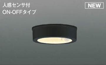 AU50490【コイズミ照明】防雨型LEDシーリングライト LED(電球色)【返品種別B】