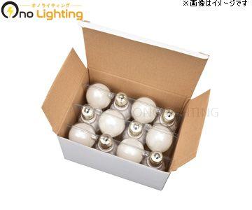 【オーム電機】(12個入)LDA6D-G-E17IH2112 [ LDA6DGE17IH2112 ]LED電球 小形 E17 60形相当 昼光色【返品種別B】