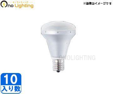 【パナソニック】(10個セット)LDR6L-W-E17[LDR6LWE17]LED電球 ミニレフ電球タイプ 6.0W電球色相当 E17口金ミニレフ電球40W相当【返品種別B】