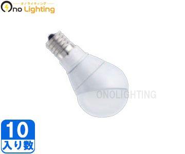 【パナソニック】(10個セット)LDA6L-H-E17/BH/S[LDA6LHE17BHS]LED電球(断熱材施工器具対応) 6.4W電球色相当 斜め取付け専用 E17口金クリプトン電球40W相当【返品種別B】