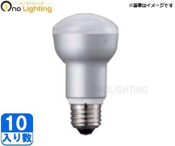 【パナソニック】(10個セット)LDR5D-W[LDR5DW]LED電球 レフ電球タイプ E26口金 昼光色相当【返品種別B】