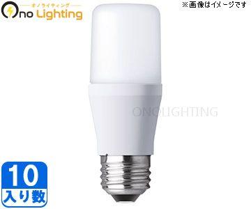 【パナソニック】(10個セット)LDT8DGST6ALED 装飾電球タイプ T形(E17口金)電球色相当【返品種別B】