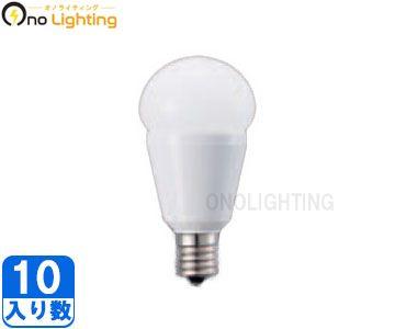 【パナソニック】(10個セット)LDA6L-G-E17/K50/D/S/W[LDA6LGE17K50DSW]LED電球 電球色相当 E17口金広配光約180度 小形電球タイプ調光器対応【返品種別B】