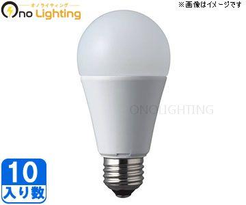 【パナソニック】(10個セット)LDA13L-G/Z100ESW [ LDA13LGZ100ESW ]LED 一般電球タイプ(E26口金)100ワット相当 電球色相当【返品種別B】
